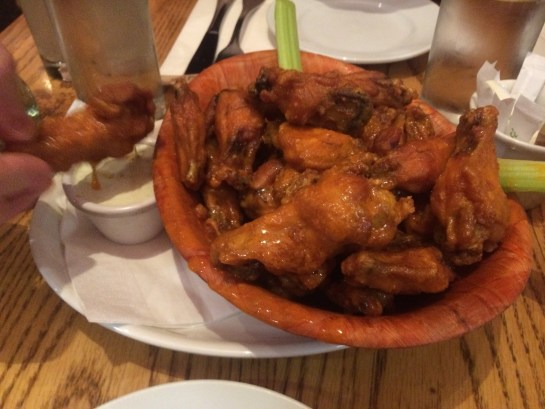 Elephant & Castle wings!