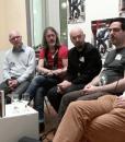 Jean-Hugues Villacampa, Laurent Genefort, Laurent Whale, LD, Romain d'Huissier, Xavier Dollo (Thomas Geha)