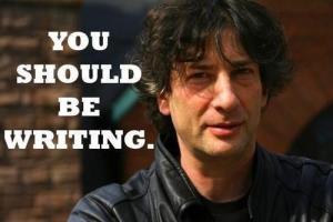 Neil-Gaiman-says-You-Should-Be-Writing