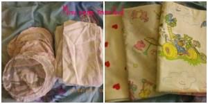 voodipesu,rinnapadjad ja lapid