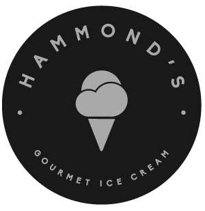 Hammond's gourmet Ice Cream
