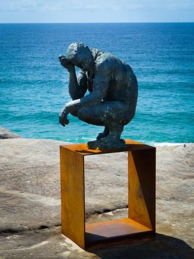 Laurence Edwards - Crouching Man