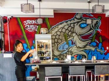 Newtown - Japon Sushi