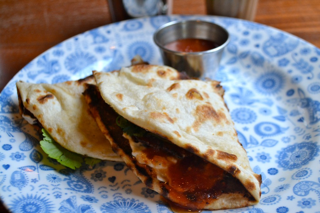 Dishoom's Ginger Pig Bacon Naan Roll – is this the best bacon roll in London?