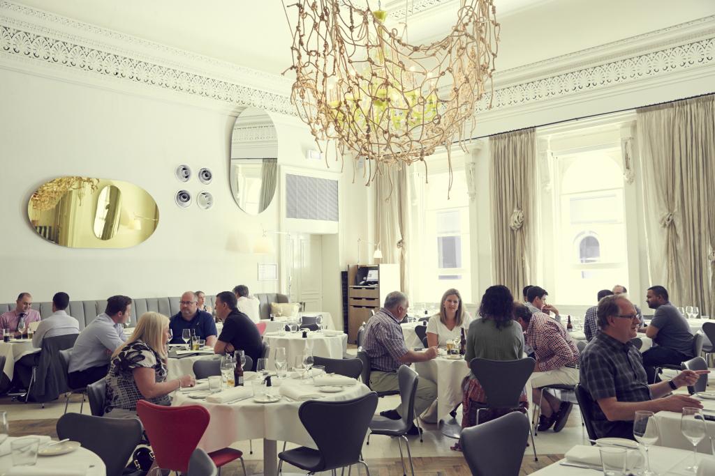 Restaurant Review – Stokehouse City
