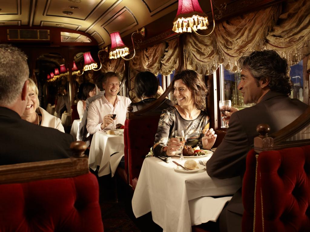 Colonial Tramcar Restaurant, Melbourne