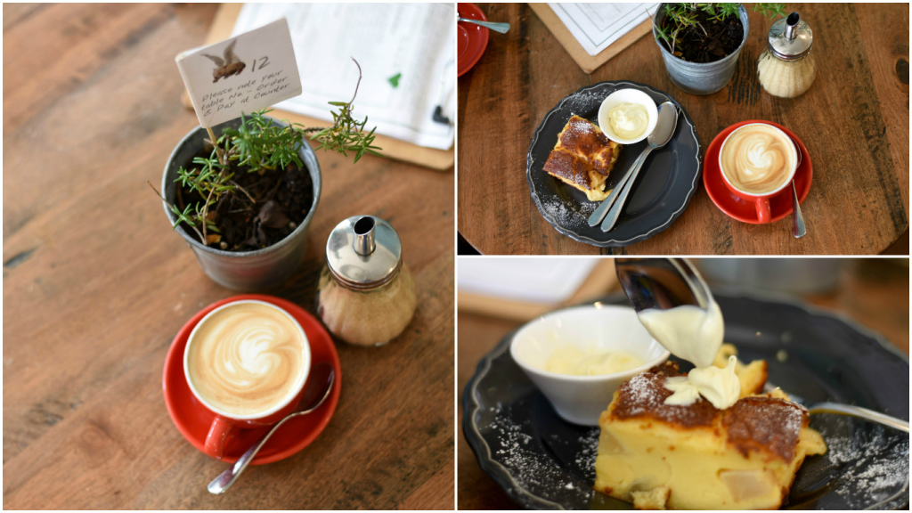 Wombat Hill House Cafe