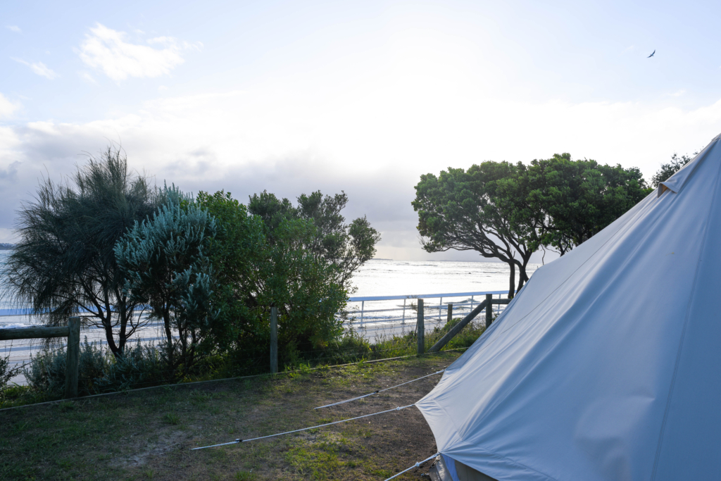 Twilight Glamping in Barwon Heads