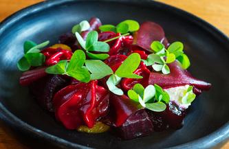 Beautiful beet salad-1