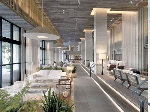 Elegant-interiors-of-the-1-Hotel-South-Beach-with-a-relaxing-beach-vibe