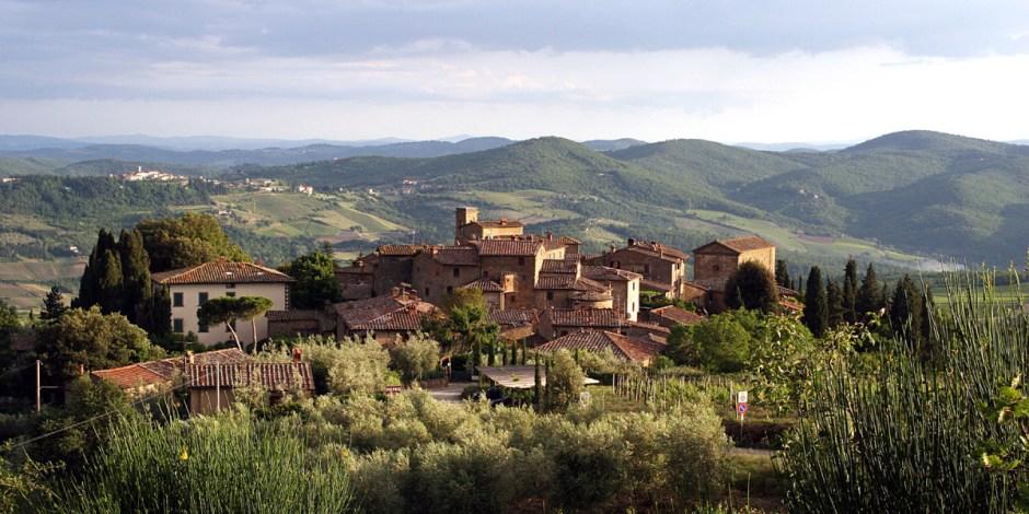 Volpaia Village, Chianti Classico, Tuscany