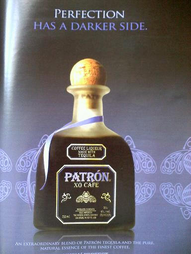 patron, tequila, coffee, cafe