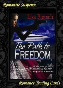 the path to freedom, task force 125, sarah stevens, lisa pietsch