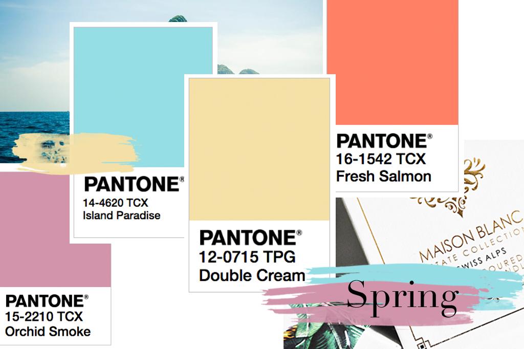 Spring Color Palette: Pastels - DREAM. DESIGN. DISCOVER - with Lisa ...