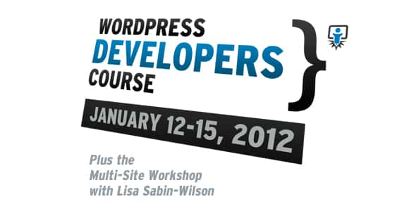 WordPress Developers Course Multisite Workshop