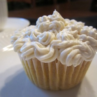 Pumpkin Cupcakes with Cream Cheese Frosting, a Personal Challenge Conquered