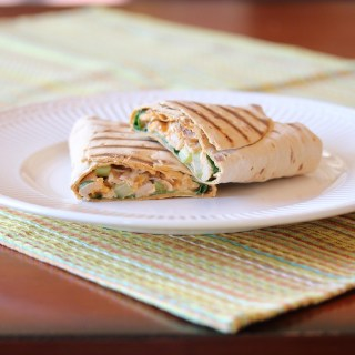 Buffalo Chicken Wraps – Dinner in a Snap