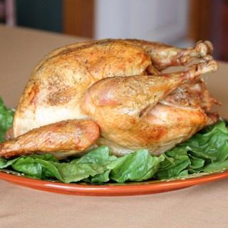 Turkey Roasting Basics