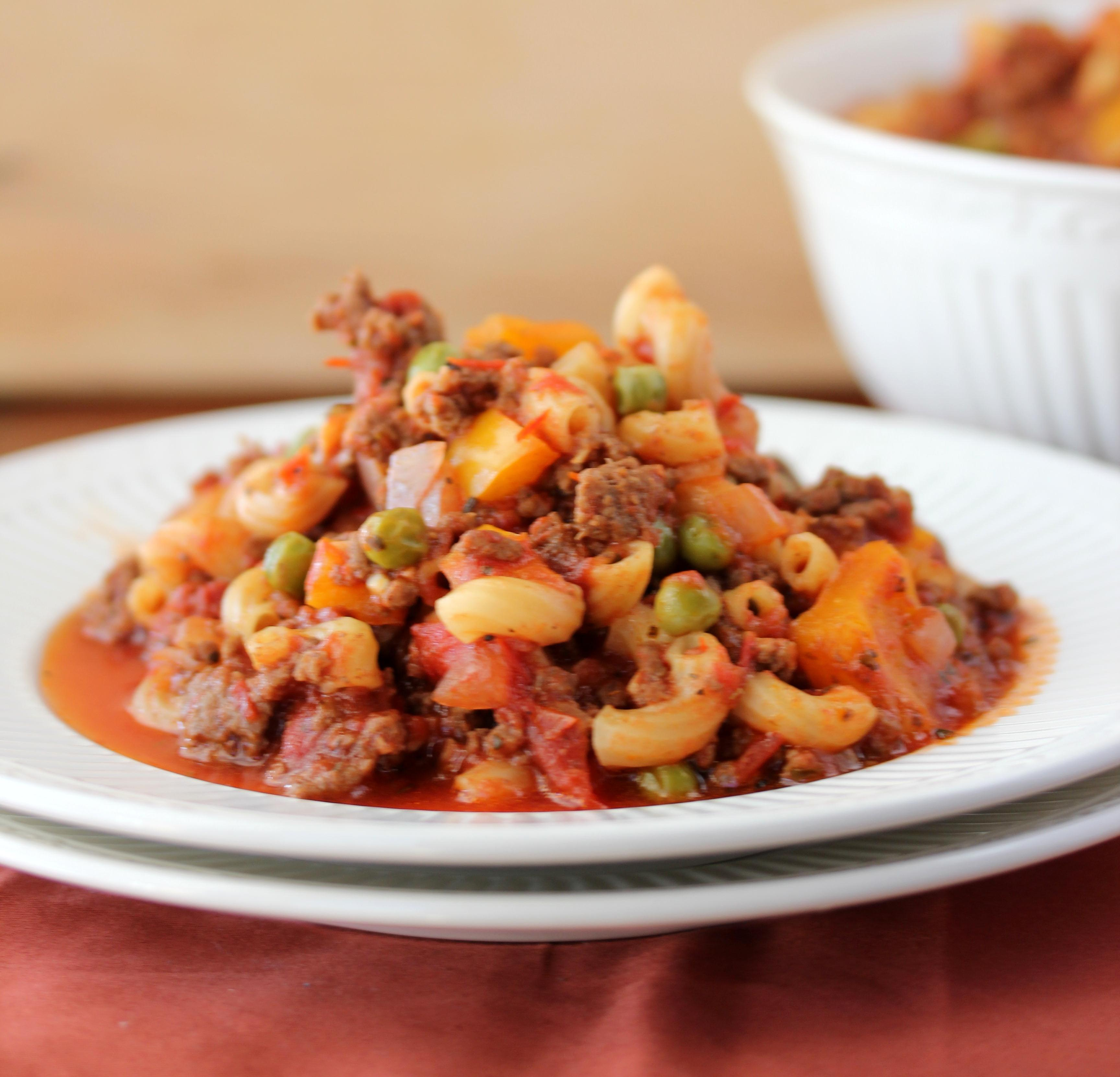 How To Make Old Fashioned Goulash