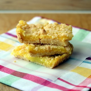 Easiest Ever Lemon Bars