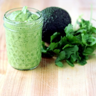 Avocado Cilantro Dressing