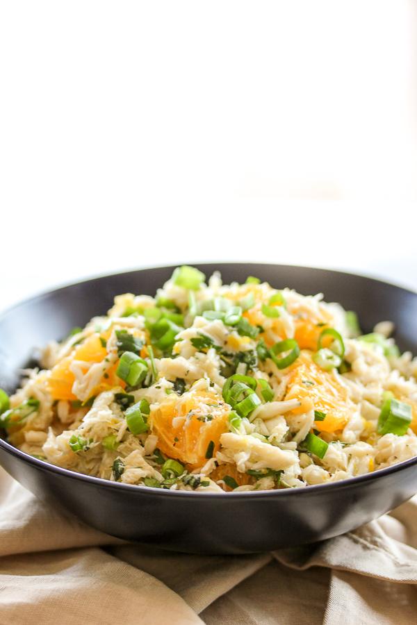 Crab Salad And Sourdough Panini Recipe — Dishmaps