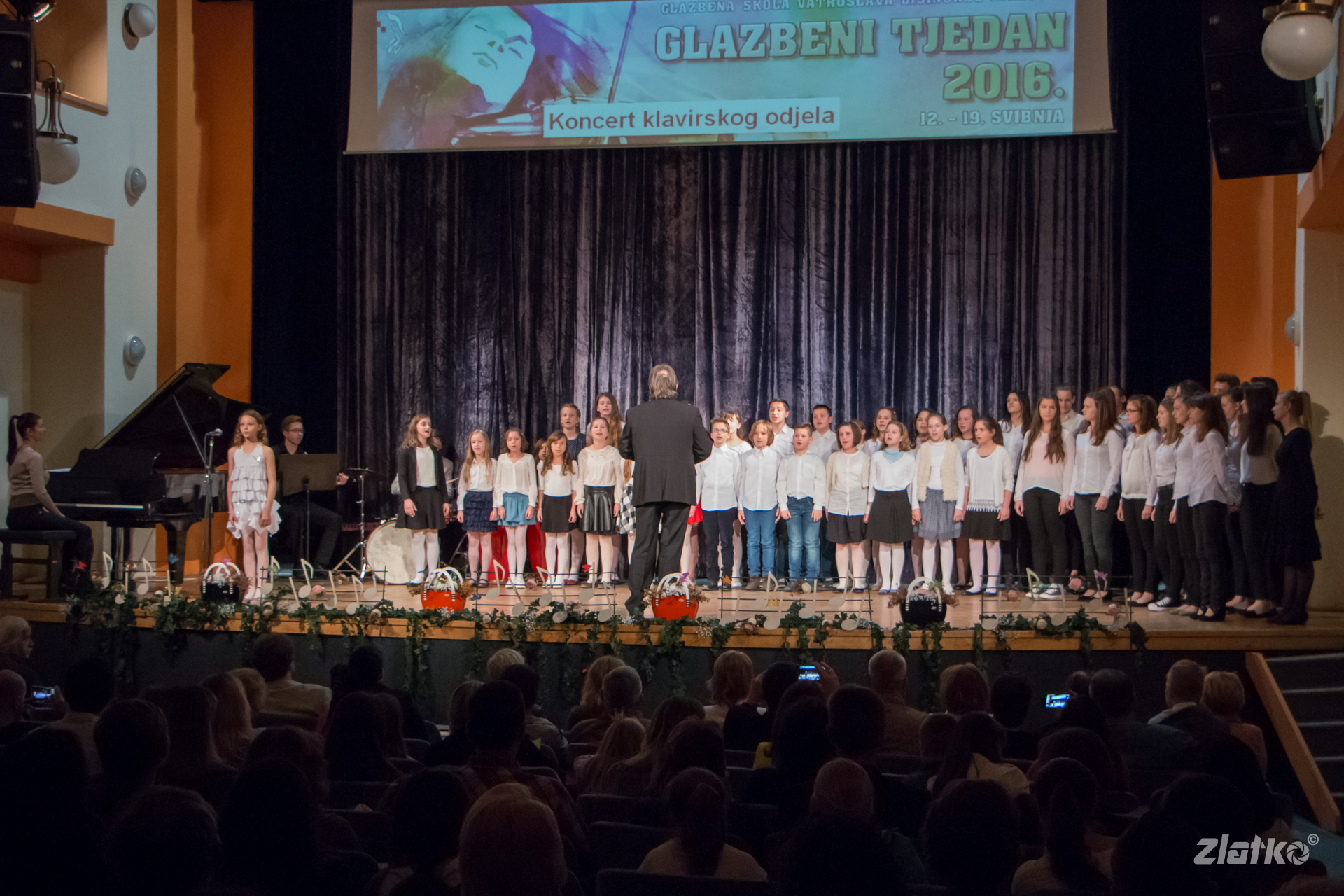 Koncert klavirskog odjela – 16.05.2016.