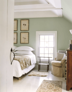 Guilford Green by Benjamin Moore