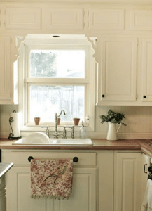 Photo of Ivory White kitchen