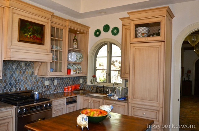 Kitchen is the heart of this home—open to the living area