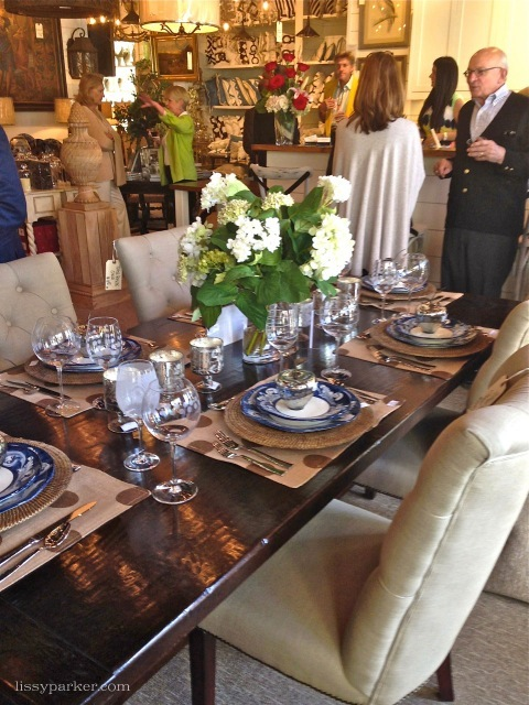 Another stunning table setting—need it all
