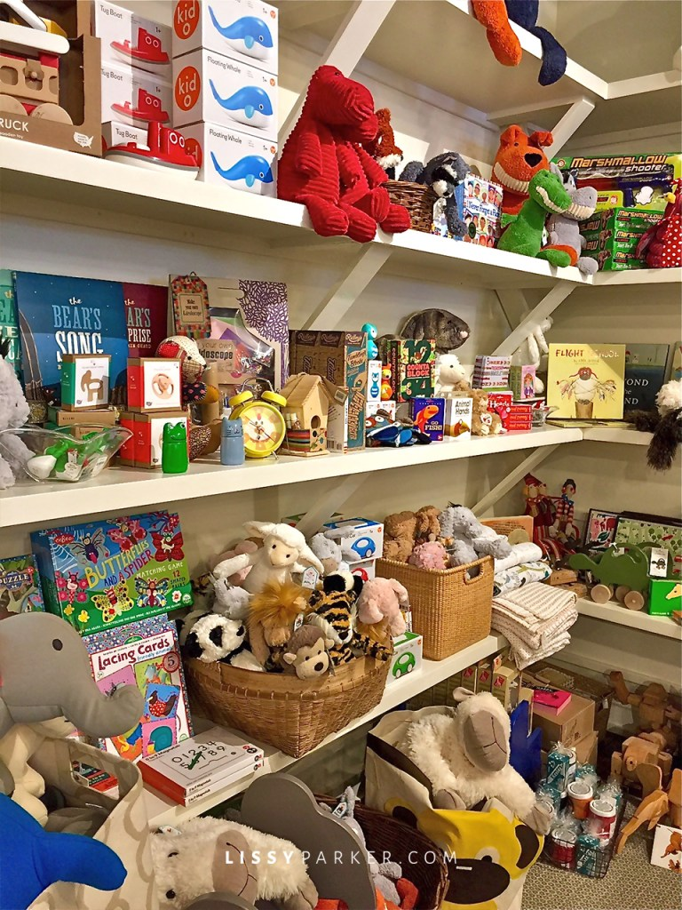 Toys, toys and more toys for the little ones