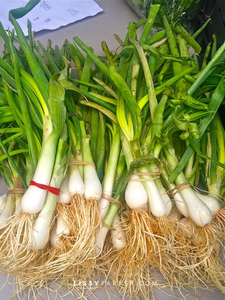 farm fresh baby onions