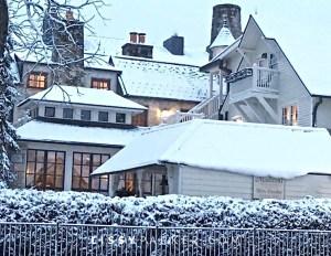 Winter White snow