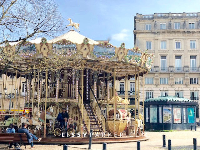 French carousel