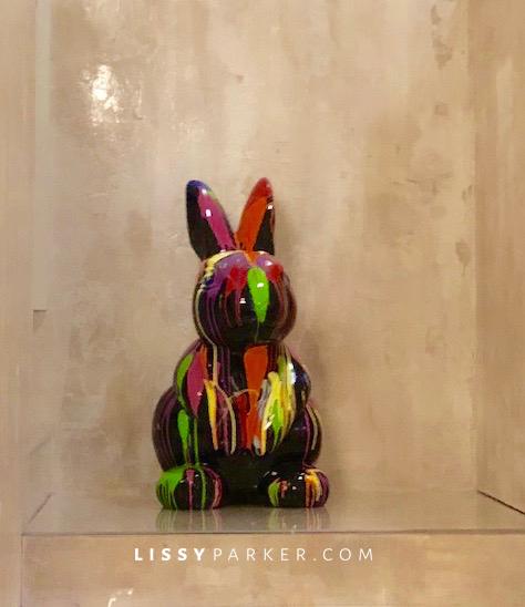 artful bunny