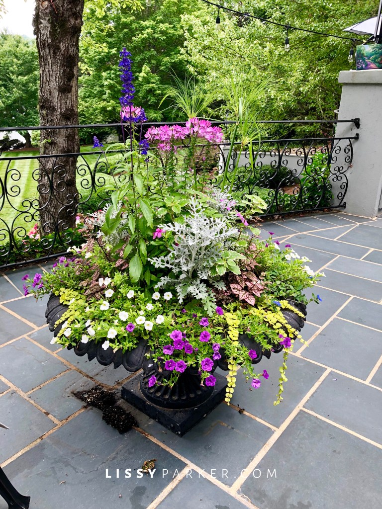 lovely planter
