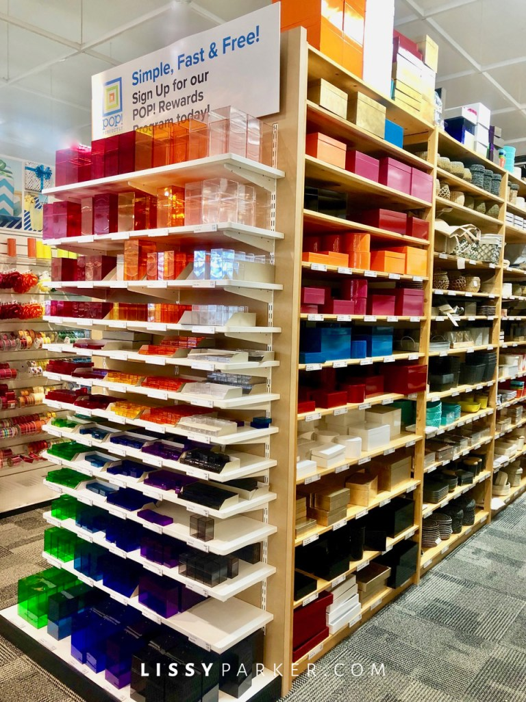 The Container Store.