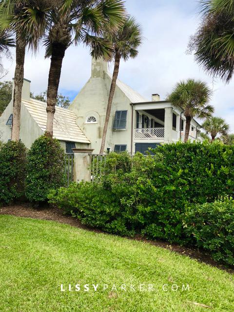 Sea Island house crush