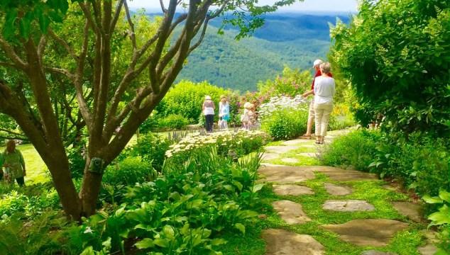 Highlands Mountains in Bloom Garden Tour—part one