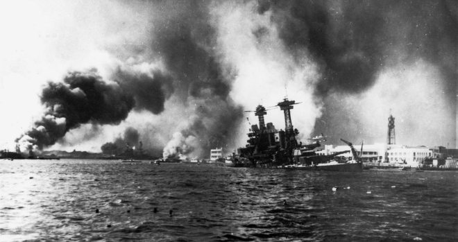 The-Attack-on-Pearl-Harbor-December-7-1941