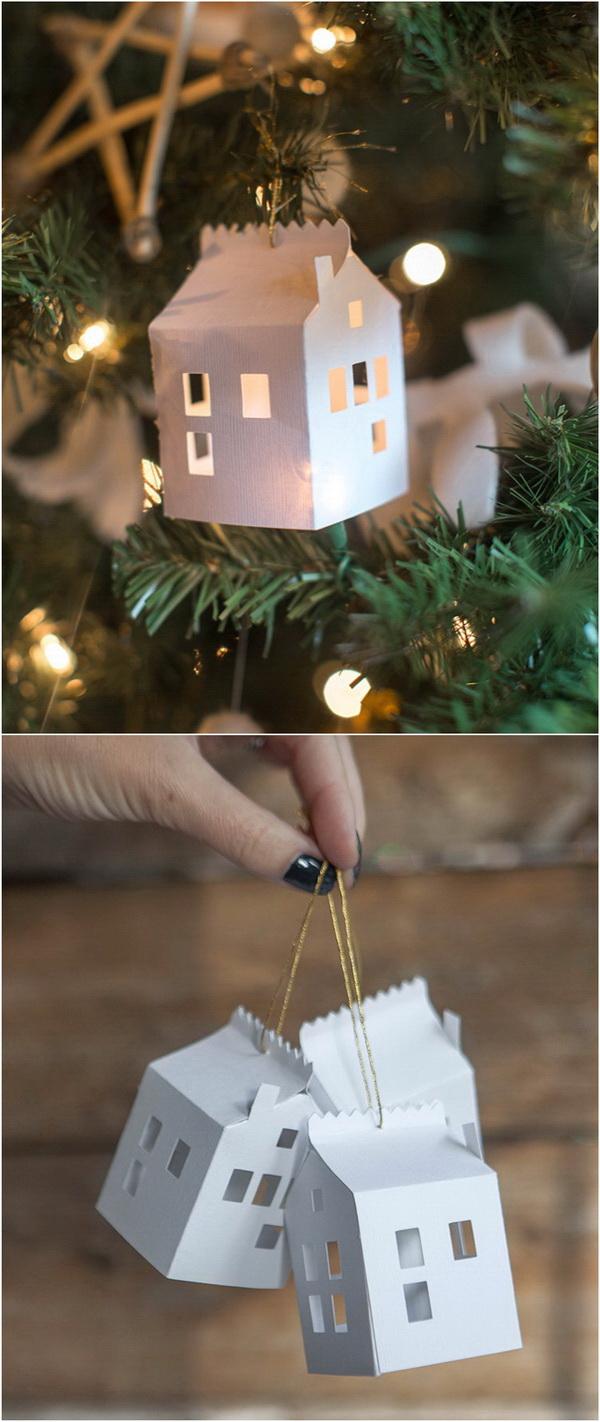 Fullsize Of Paper Christmas Decorations