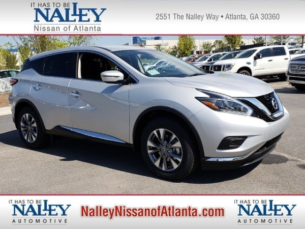 Nissan Murano Prices  Reviews and Pictures   U S  News   World Report 2018 Nissan Murano Dealer Inventory in Atlanta  GA  30301   change location