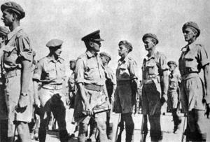 1943 Jewbrig Comndr Brig Ernset F Benjamin