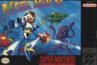7. Mega Man X
