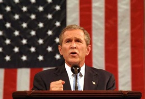 George W Bush