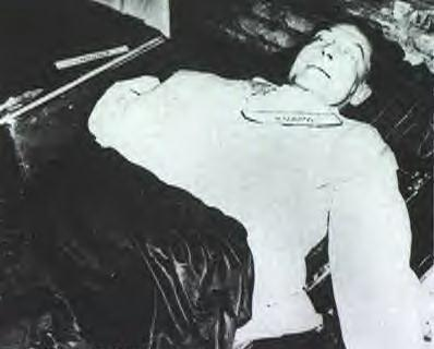 Famous Corpse Goering (second in charge of