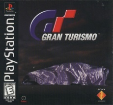 Gran Turismo - Cover - North America