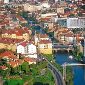 600Px-Cluj Napoca River