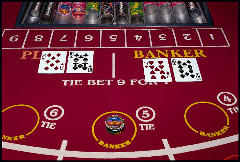 best casino card games odds